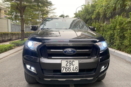 Ford Ranger Wildtrak 3.2AT 4x4-2017