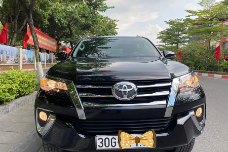 Toyota Fortuner 2.5G 4x2AT-2019