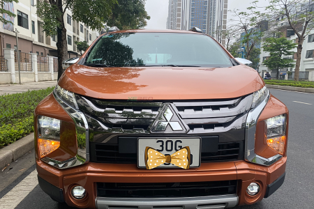 Mitsubishi Xpander Cross 1.5AT-2020